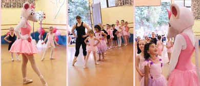 Angelina Ballerina Classes 3-4yrs
