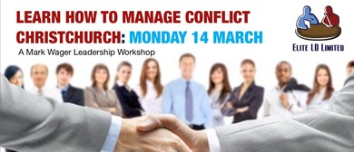 Learn How To Manage Conflict
