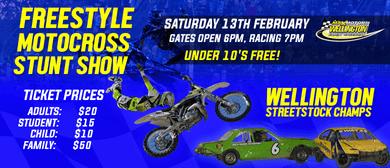 Freestyle Motocross Stunt Show + Streetstock Champs