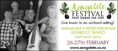 Aongatete Music Festival