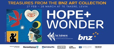 Hope and Wonder: Treasures from the BNZ Collection