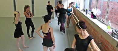 Beginner Adult Ballet workshop