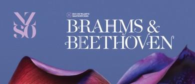 NZSO - Edo de Waart's Masterworks - Brahms & Beethoven
