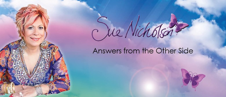 Sue Nicholson - Answers from the Other Side: SOLD OUT