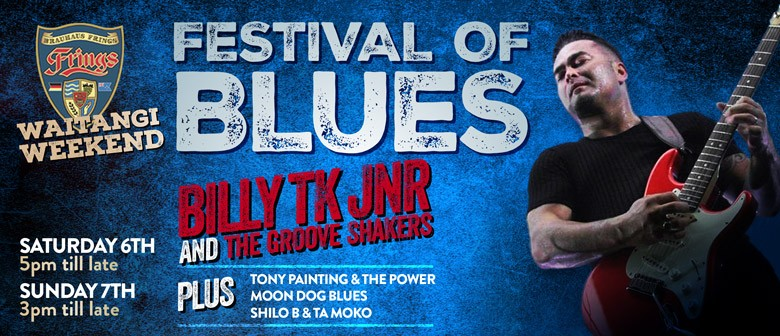 Frings Festival of Blues with Billy TK Jnr & special guests