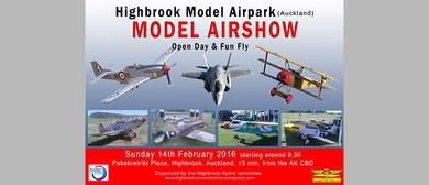 Highbrook Aero Modellers Open Day