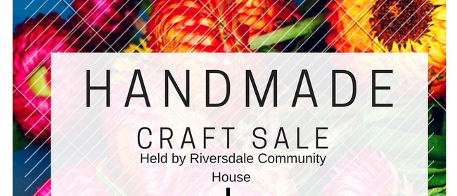 Handmade Craft Sale Day