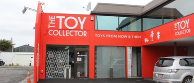 The Toy Collectors - Grand Opening Weekend