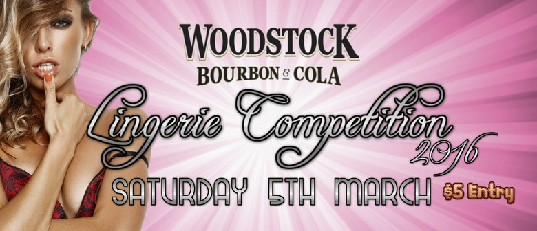Woodstock Lingerie Competition