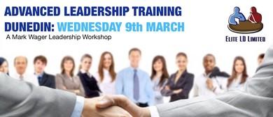 Advanced Leadership Workshop