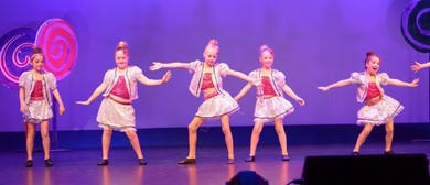 6-8 year old Jazz Dance Classes