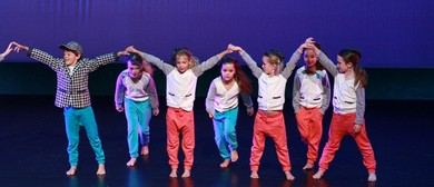 6-8 years Hip Hop Dance classes