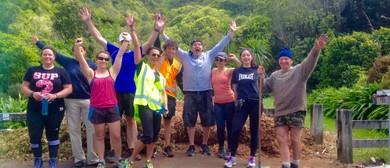 Volunteer Fitness Green Workout – Parks Week