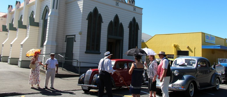 Worship Service for Art Deco Weekend