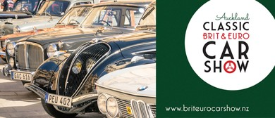 Brit & Euro Classic Car Show