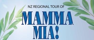 NZ Regional Tour of Mamma Mia