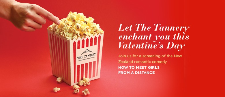 Valentine's Movie Night at The Tannery