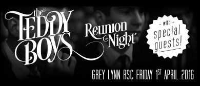 Teddy Boys Reunion