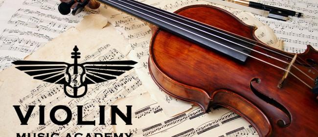 Saturday Classes - Violin Music Lessons