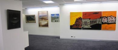 Art Tour at Parliament