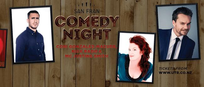 San Fran Comedy