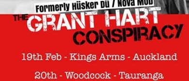 The Grant Hart Conspiracy(U.S.A) w/Black Science & Loud Ghos