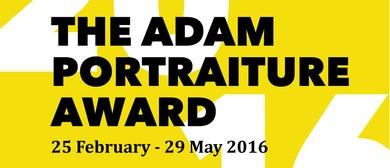 The Adam Portraiture Award 2016