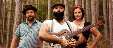 Reverend Peyton's Big Damn Band with Hopetoun Brown