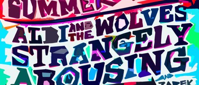 Aroused Wolves Summer Tour w/ Zarek