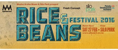 Silo Sessions Presents: the Rice and Beans Festival