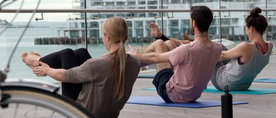 Auckland Outdoor Yoga
