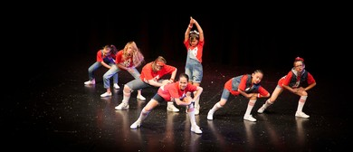 Hip Hop Dance Classes Performance Crew
