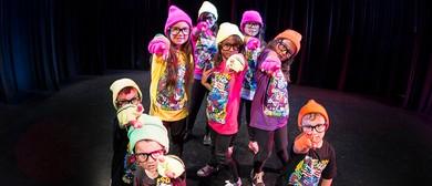 Hip Hop Dance Performance Class Junior 7-9 yrs