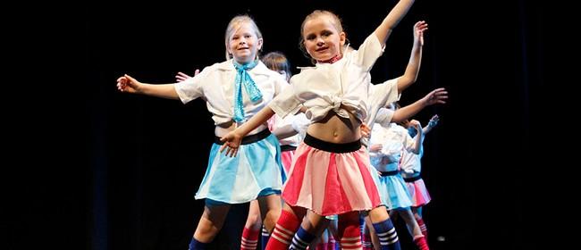 Jazz Dance Classes Junior B 7-8 yrs