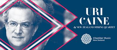 CMNZ presents: Uri Caine and New Zealand String Quartet