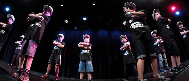 Hip Hop Dance Classes Beginner  4-5 yrs