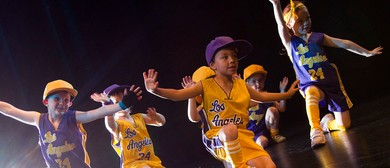 Hip Hop Dance Classes Primary  6-7 yrs