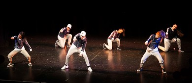 Hip Hop Dance Senior Performance Crew