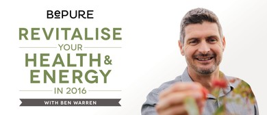 Revitalise your Health & Energy in 2016