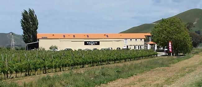 Music Gisborne Winery Wrights Vineyard