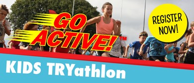 Go Active Kids TRYathlon Series