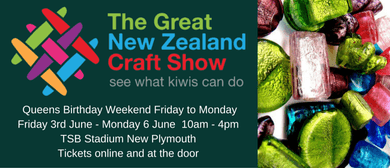 The Great New Zealand Craft Show