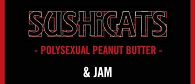 Sushi Cats + Jam