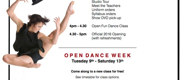 The Dance House Open Week