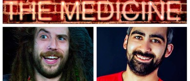 The Medicine Stand Up Comedy