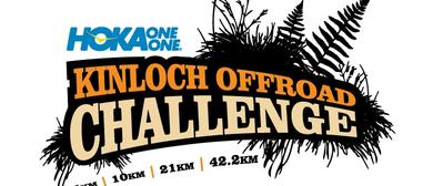 Hoka One One Kinloch Offroad Challenge