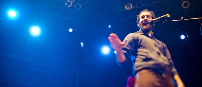 Anis Mojgani: Slam Rhythms