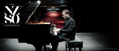 NZSO presents: Stephen Hough plays Brahms