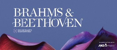 NZSO presents: Brahms & Beethoven