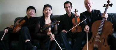 Tango Ballet with the Aroha Quartet